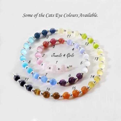 Children/'s jewellery Cross of hearts Charm Girls Bracelet. Any Name Bracelet