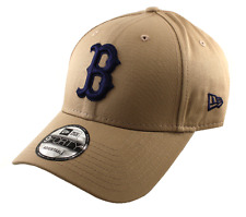 NEW ERA 9FORTY ADJUSTABLE STRAPBACK CAP. MLB LEAGUE ESSENTIAL. BOSTON RED SOX
