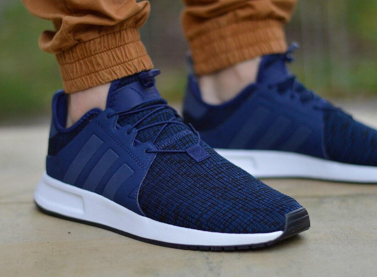 NIB Men's adidas Originals X_PLR Navy bluee  BY9256 Running shoes