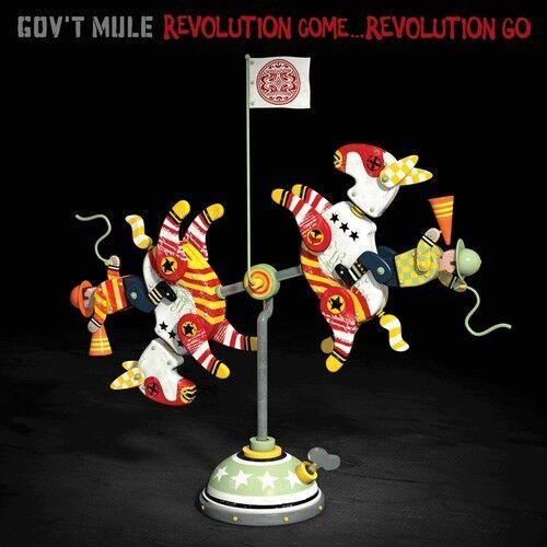 Gov't Mule - Revolution Come... Revolution Go... [New CD] Deluxe Edition