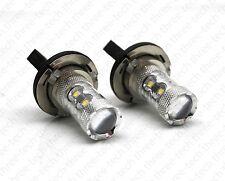 50W H15 Xenon White CREE LED Bulbs for Audi BMW Mercedes VW Daytime Lights DRL