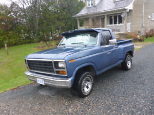 1981 Ford F 150