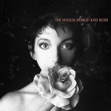 KATE BUSH - THE SENSUAL WORLD CD ALBUM (2011 FISH PEOPLE EDITION)