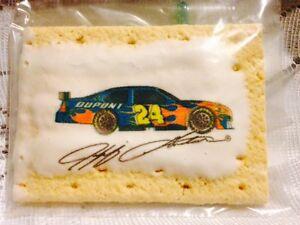 Details About JEFF GORDON 24 HENDRICK MOTORSPORTS NASCAR LIMITED EDITION POP TART INTACT
