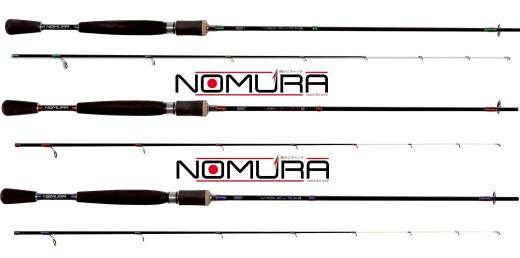 Nomura Akira Rod-Tutte le Taglie