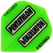 15 Pentathlon HD150 Standart Flights - Extra Stark 150 Micron - Grün