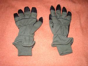 USGI Nomex Flyers gloves Sz 9 Int Cold Weather HAU-15//P NSN 8415-01-446-9252