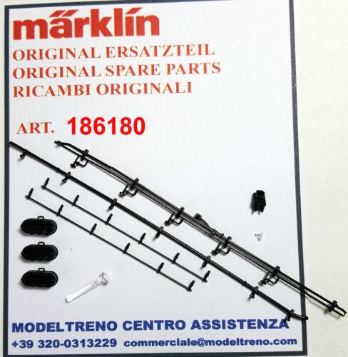 MARKLIN 186180 CORRIMANI STECKTEILE TENDERAUFBAU BIG BOY LANTERNA TENDER