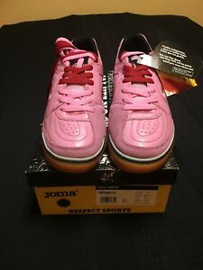fd16e0329 Image is loading Joma-Top-Flex-113-Pink-Sala-Indoor-Soccer-