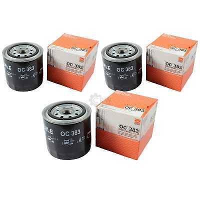KNECHT Ölfilter OC 109//1 Öl Filter Oil 2x MAHLE
