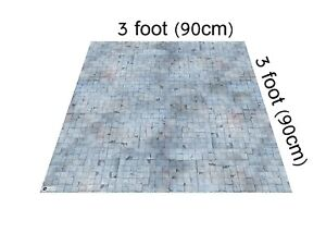 3-039-x3-039-RPG-Dungeon-Tiles-Playmat-gaming-mat-dnd-D-amp-D-roleplaying-battle-pathfinder