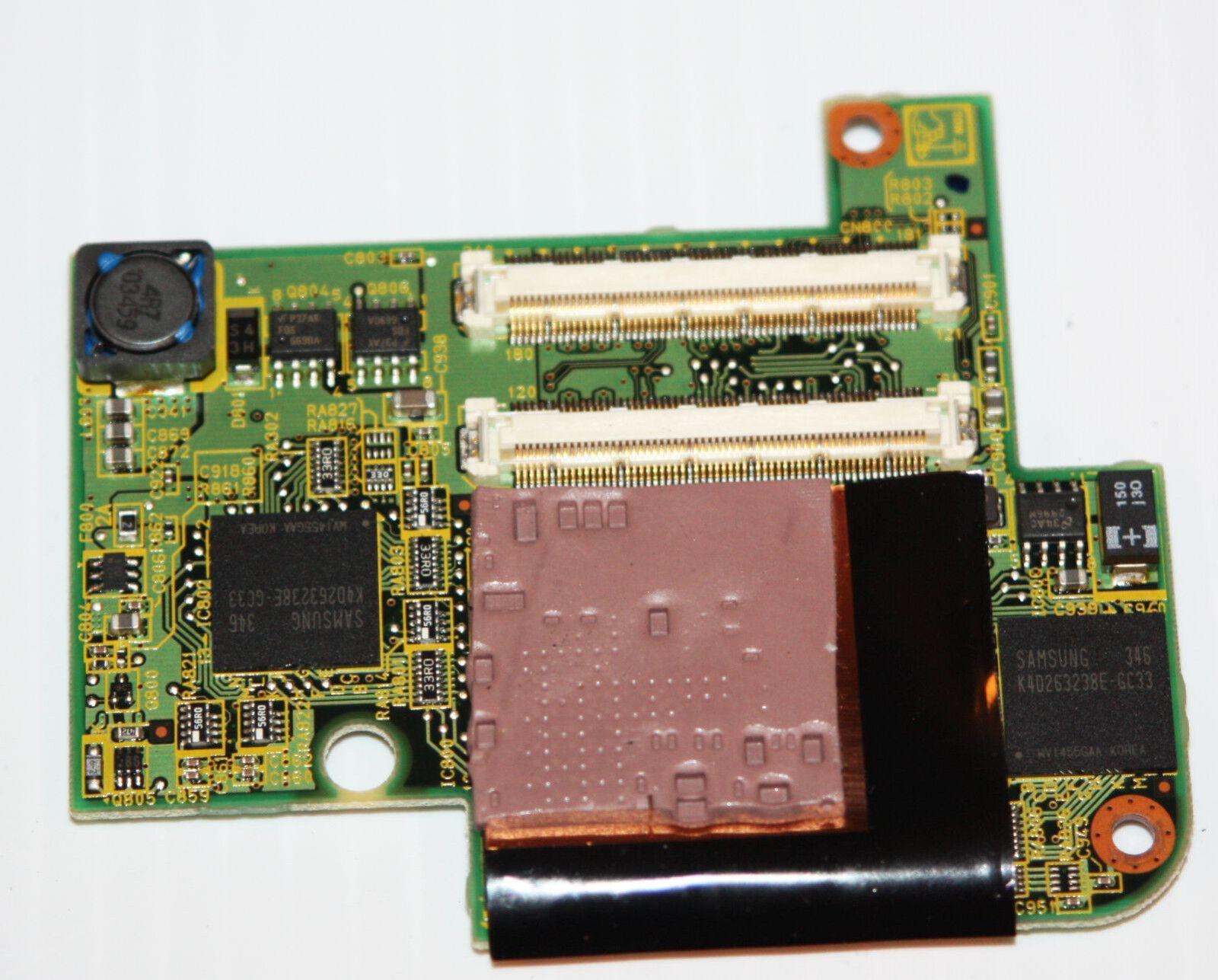 64 MB ATI Video Card #DL3UP1257CAA DFUP1257ZB--Panasonic Toughbook Laptop CF-73