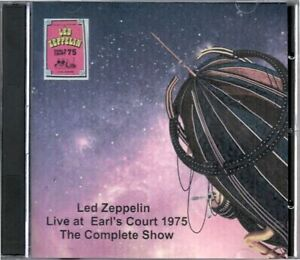 Led-Zeppelin-Concert-Complete-Show-1975-at-Earl-039-s-Court-2-DVD-set-Dolby-Stereo