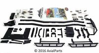 Rc4wd Trail Finder 2 Scale Chassis Kit Radio Box/bumper/mounts/sliders/hardware