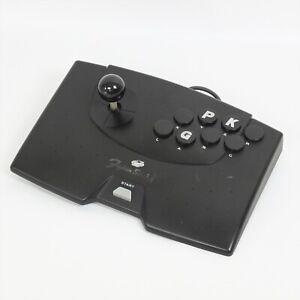 JUNK Ascii FIGHTER STICK X Controller ASC-0602C for Sega Saturn 0110