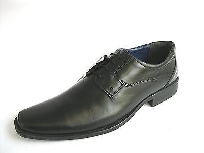 Bruno donnari nn907 Herren braunes Leder Intelligente Spitzen sich Schuhe (R30A