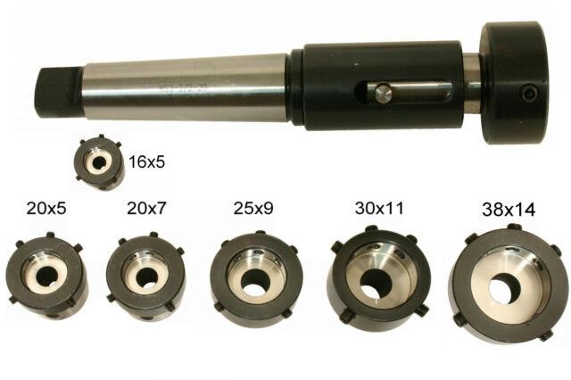 60034 GG-Tools Schneideisenhalter - Set MK3 - 6tlg