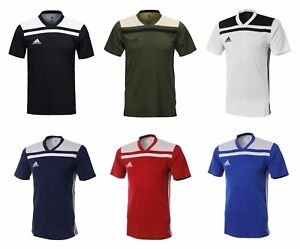 Adidas Regista 18 S S Jersey (CE8967) Soccer Football Training Top T ... 12901278adc0f