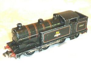 HORNBY DUBLO 3-RAIL N2 0-6-2T METAL BR LOCOMOTIVE 69567 TESTED LOCO 00 GAUGE OO
