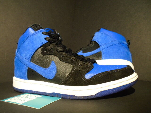 NIKE DUNK HIGH PRO PRO PRO SB JORDAN J-PACK BLACK GAME ROYAL blueE WHITE 305050-018 7.5 c9cc6d