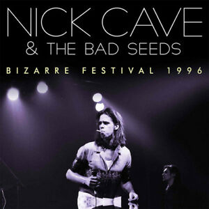 Nick-Cave-amp-The-Bad-Seeds-Bizarre-Festival-1996-CD-2017-NEW