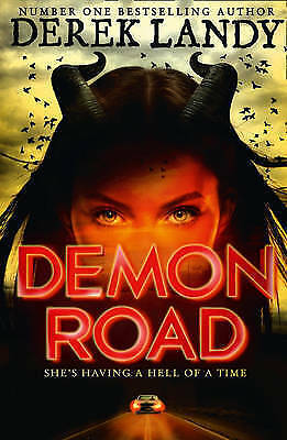 1 of 1 - Demon Road by Derek Landy (Large Paperback, 2015), Brand new clearance stock