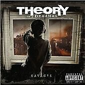 Theory of a Deadman - Savages (Parental Advisory, 2014)