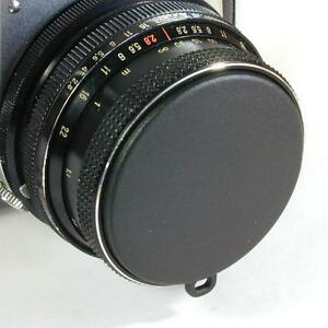 Frontdeckel-Slip-On-Lens-Cap-f-Biometar-2-8-80-Pentacon-Six-Heliopan-60mm