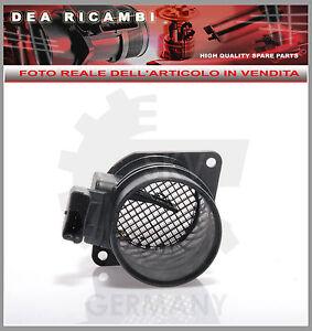 07D125 Luftmassenmesser Opel Vivaro J7-F7-E7 1.9 2.5 von 2001 ->