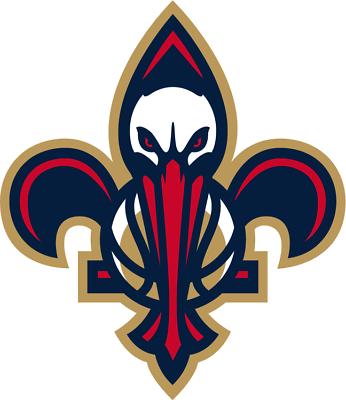 a New Orleans Saints vinyl sticker for skateboard luggage laptop tumblers car