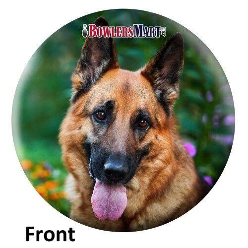 Doggy German Shepherd Bowling Ball 10LB 10/% Goes to No Kill Shelter