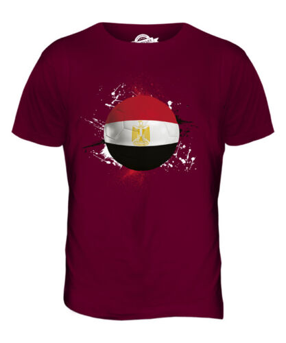 EGYPT FOOTBALL MENS T-SHIRT TEE TOP GIFTWORLD CUP SPORT