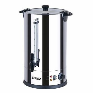 New-Igenix-8-8L-Stainless-Steel-Commerical-Catering-Tea-Urn-Hot-Water-Boiler-062