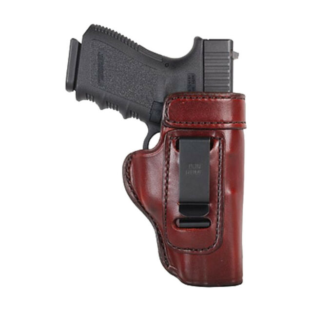 1911 CommanderDon Hume Clip on H715m IWB Holster Right Hand Brown J168023R for sale online