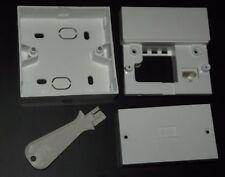 Nte5 Master Bt Teléfono Socket & Tool & Backbox ** con bellwire Filtro **