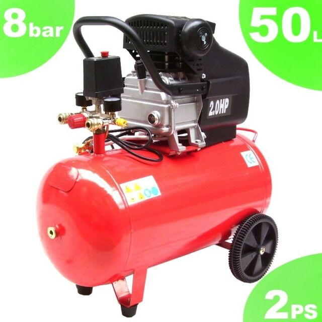 ABAC Air Compressor Oil Free Lubricated 1.5hp 2hp 2.5hp 3hp 24ltr 50ltr 240v