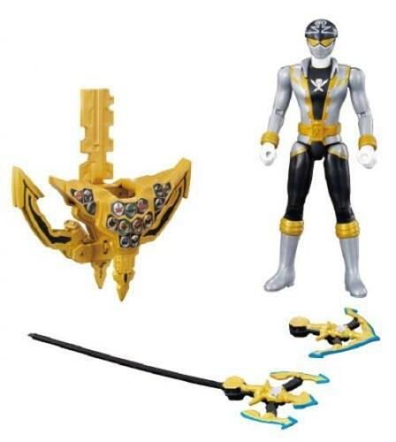Kaizoku Sentai Gokaiger Ranger Key Series AMAS Gokai Silver Gold mode Japan