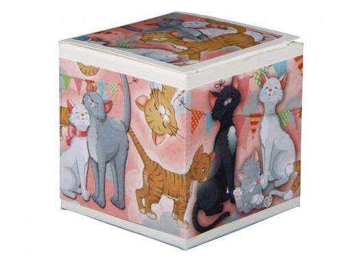 Tierstimmendose Katzendose Lustige Katze im Geschenkkarton Tierstimmen Dose