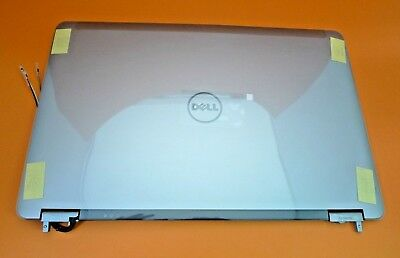 Dell Latitude E6540 M2800 15.6 LCD top Back Cover Hinges HHH5P RWWPR 7PGW5
