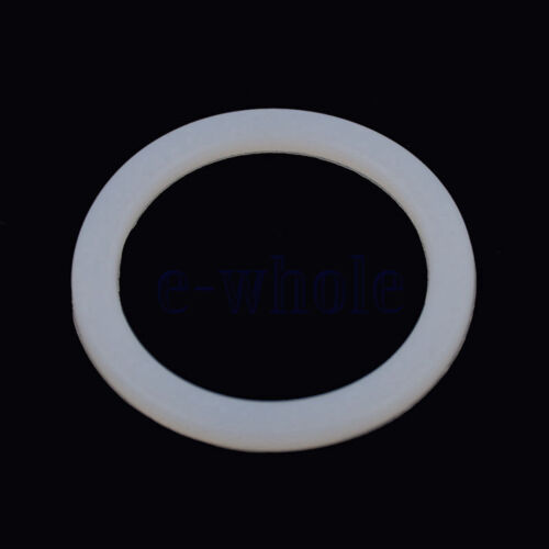 Milky White Flexible Washer Gasket Ring For Moka Pot Silicone Seal Espresso HM