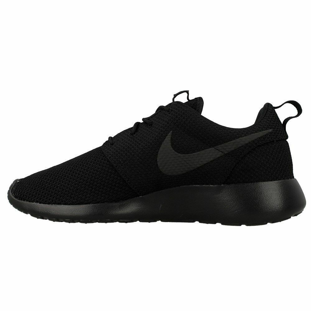 Nike Roshe One Black Black Men's New In Box 100% Original 511881 021