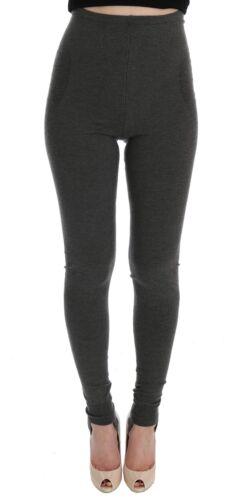 pantalons taille Nouveau 1240 Collants gris It42 Us8 cachemire extensible m Gabbana 8058349676419 en Dolce wUUSgEYx
