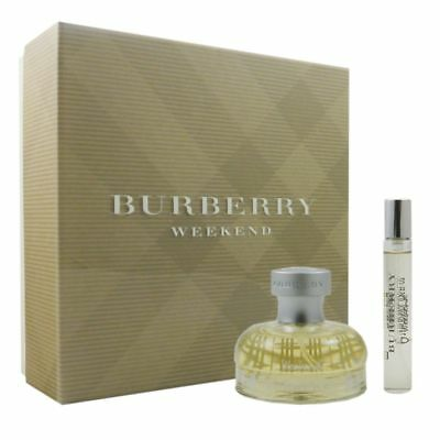 Burberry Weekend for Women - Woman Set 50 ml Eau de Parfum EDP & 7,5 ml EDP Mini