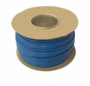 Trirated Panel amp Conduit Cable 075mm² 20AWG 14Amp 600V Blue - Towcester, Northamptonshire, United Kingdom - Trirated Panel amp Conduit Cable 075mm² 20AWG 14Amp 600V Blue - Towcester, Northamptonshire, United Kingdom