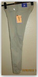 JoyLab-women-039-s-premium-midrise-7-8-length-leggings-True-Khaki-mesh-inset-legs