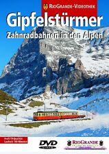 DVD Gipfelstürmer Zahnradbahnen in den Alpen Rio Grande