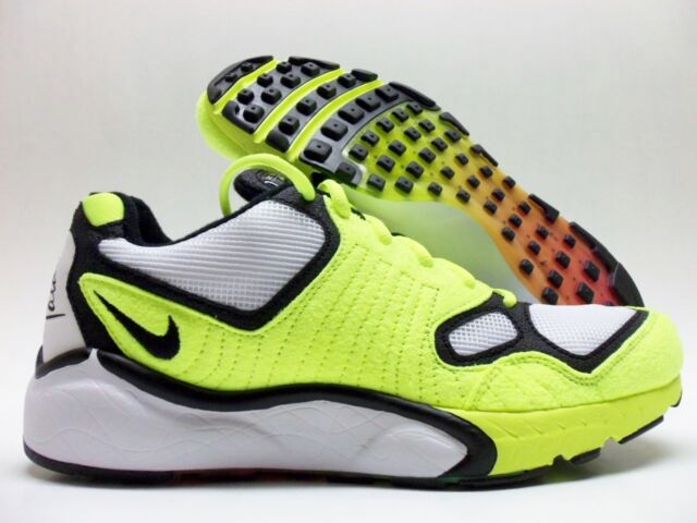 deed82b494b37 Nike Air Zoom Talaria 16 Volt Black Metallic Silver White Yellow 844695-700  9