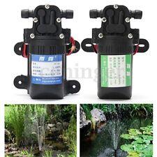 12V 3.5L/min Diaphragm High Pressure Water Pump Self-Priming For RV Boat