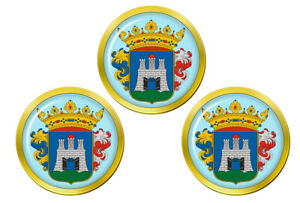 Szekesfehervar-Hongrie-Marqueurs-de-Balles-de-Golf
