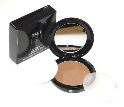 MAC~NIB~PREP + PRIME~SPF 35~BB BEAUTY BALM MIRROR COMPACT (DARK DEEP) FULL SIZE